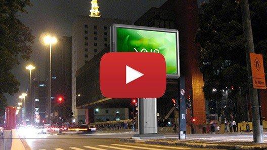 Уличные светодиодные экраны