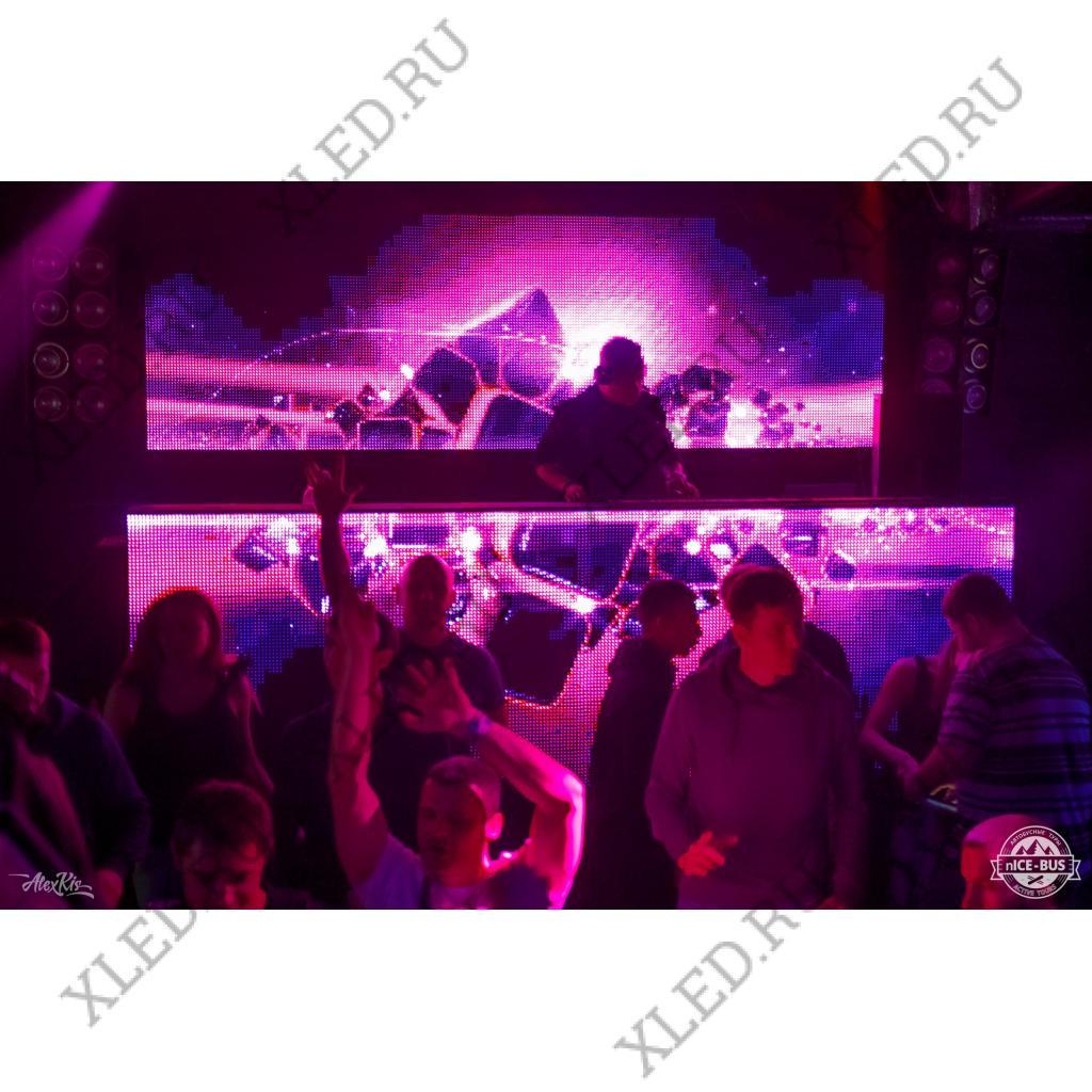 Экран для ночного клуба the dome москва клуб