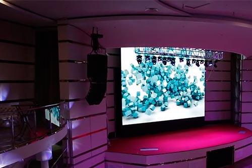 Экраны для банкетного зала (сцена, ресепшн, сцена караоке) изображение 2