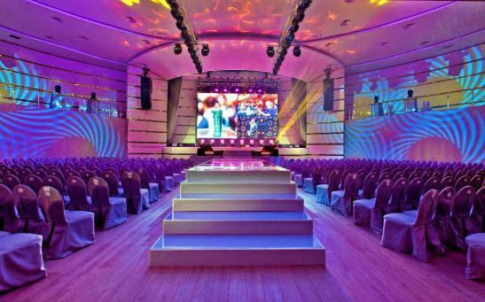 Экраны для банкетного зала (сцена, ресепшн, сцена караоке) изображение 13