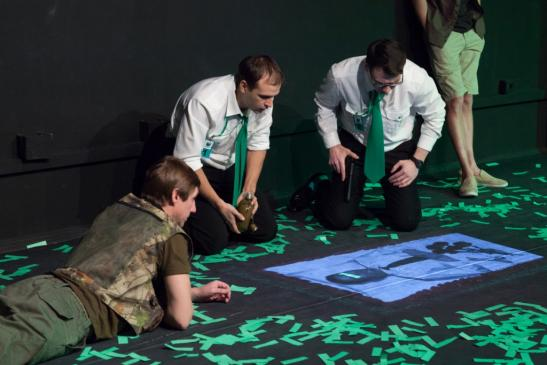 Светодиодный пол для театральных декораций изображение 7