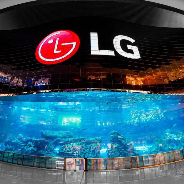 Роль светодиодных экранов в торговых центрах (видео)