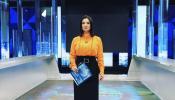 Светодиодный пол для телестудии
