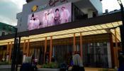 Медиаэкран на фасаде театра им. А. Калягина изображение 8