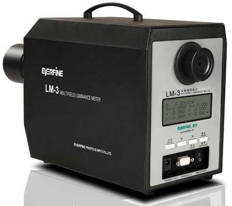 люксметр, яркость - характеристики светодиодного экрана