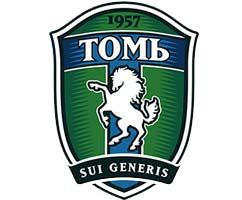 Логотип томского футбольного клуба Томь