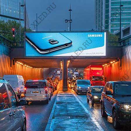 Уличный светодиодный экран ONP-14