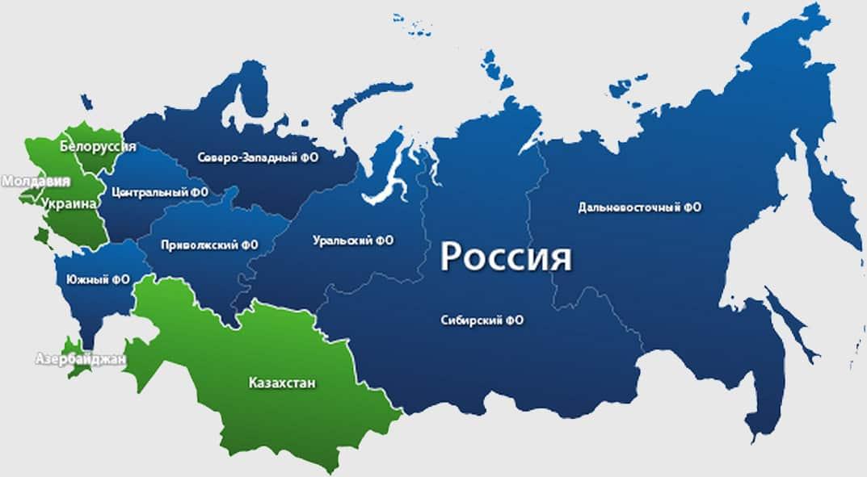 Работаем по всей России xLED