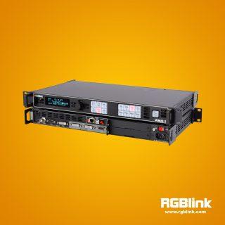 Руководство пользователя при работе с видеопроцессором RGBlink Venus X1 Pro
