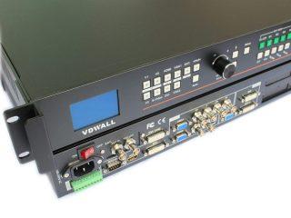 Руководство пользователя при работе с видеопроцессором VDWALL LVP605 series